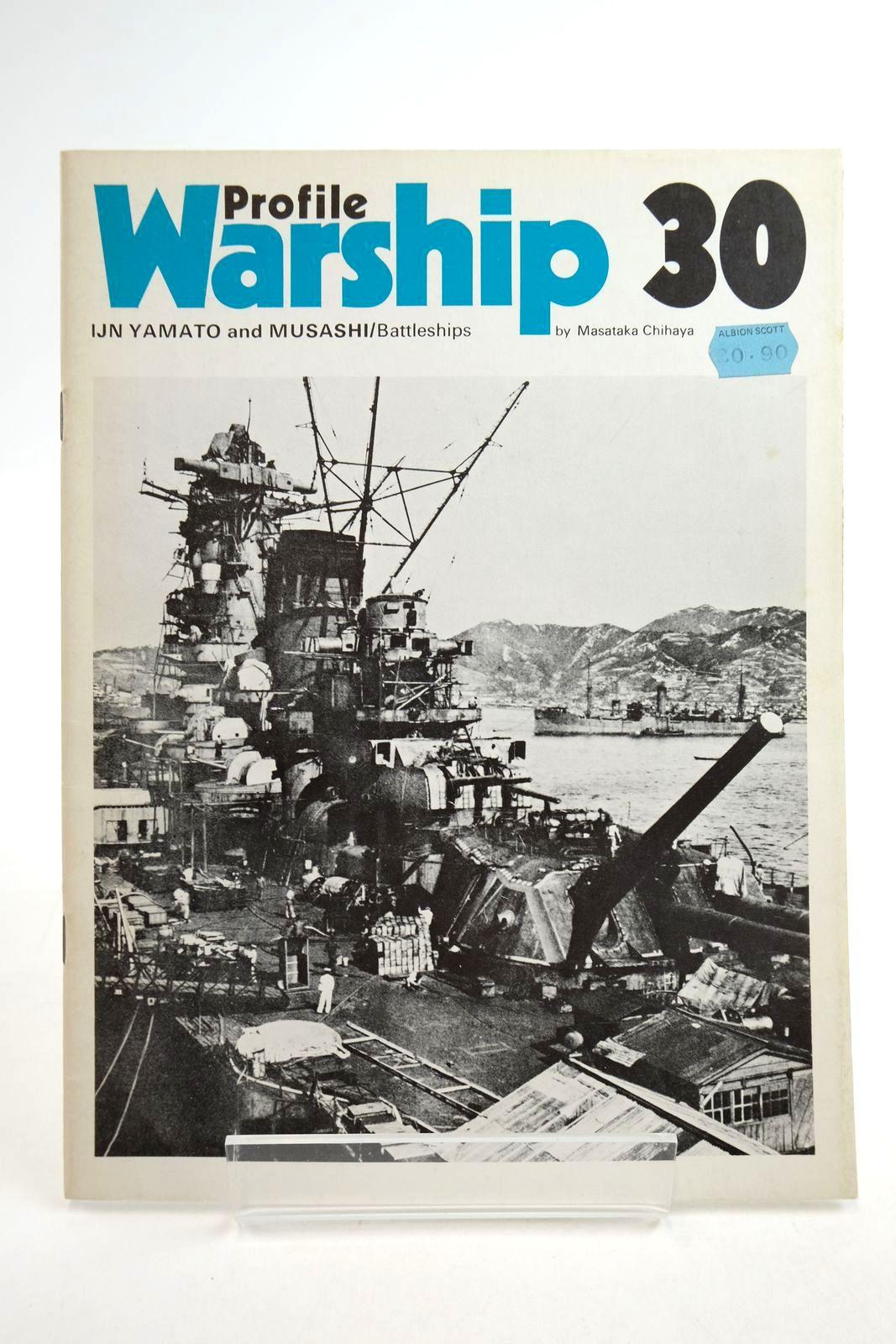 Photo of PROFILE WARSHIP 30: IJN YAMATO AND MUSASHI/BATTLESHIPS- Stock Number: 2134915