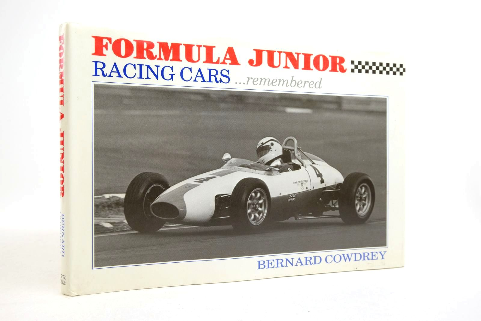 Photo of FORMULA JUNIOR: RACING CARS REMEMBERED written by Cowdrey, Bernard published by Bookmarque Publishing (STOCK CODE: 2134916)  for sale by Stella & Rose's Books