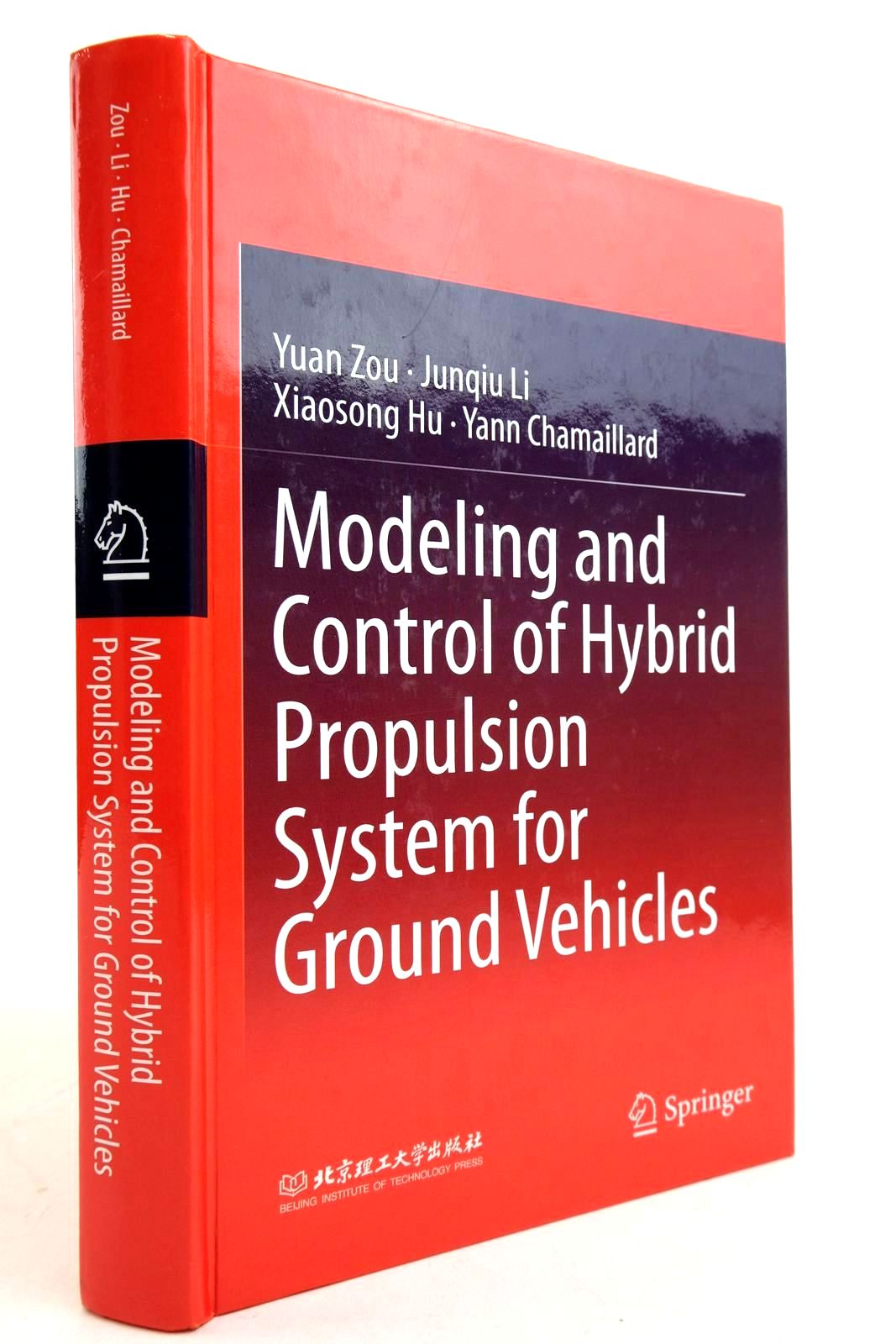 Photo of MODELING AND CONTROL OF HYBRID PROPULSION SYSTEM FOR GROUND VEHICLES- Stock Number: 2134918