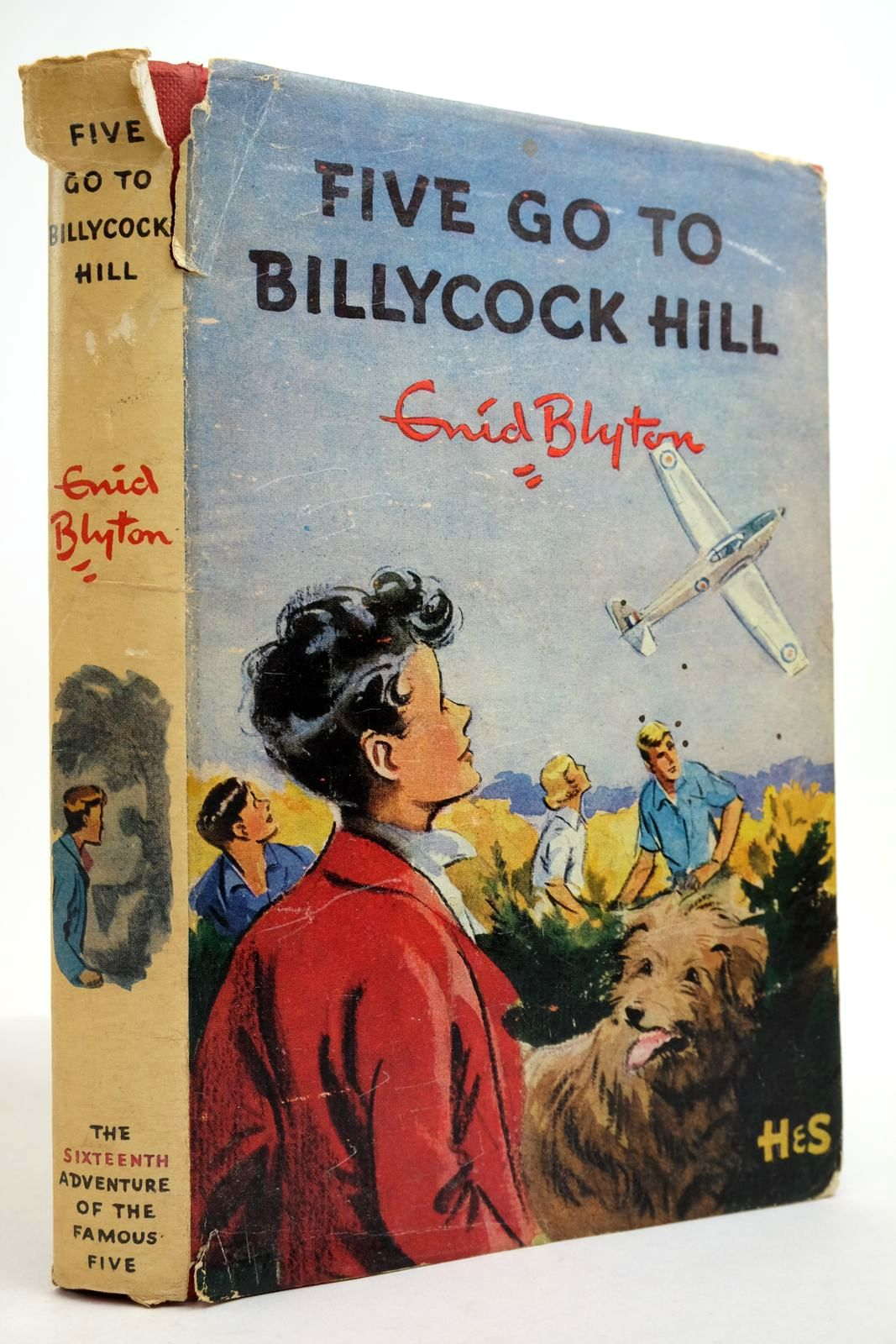 Photo of FIVE GO TO BILLYCOCK HILL written by Blyton, Enid illustrated by Soper, Eileen published by Hodder & Stoughton (STOCK CODE: 2134939)  for sale by Stella & Rose's Books