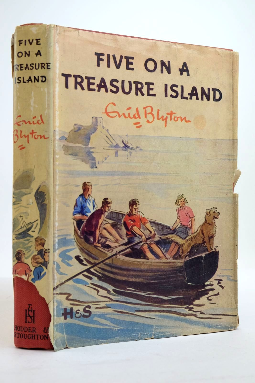 Photo of FIVE ON A TREASURE ISLAND- Stock Number: 2134943