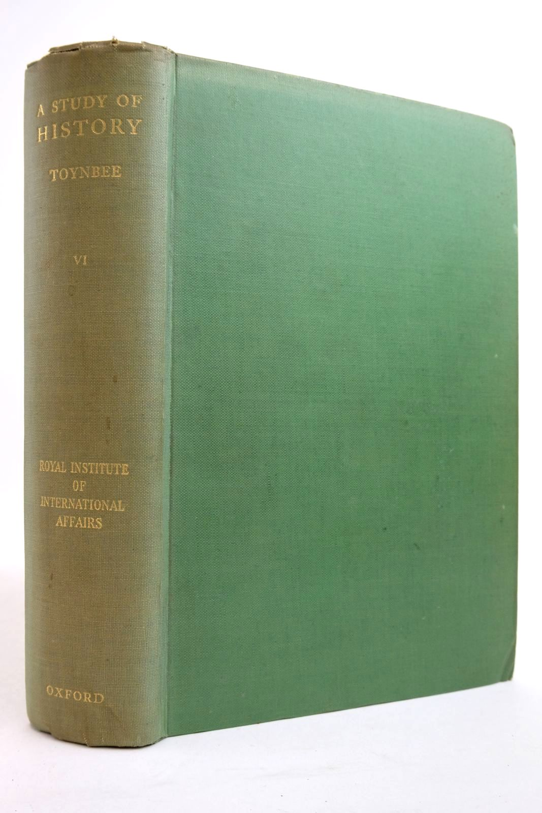 Photo of A STUDY OF HISTORY VOLUME VI- Stock Number: 2134956