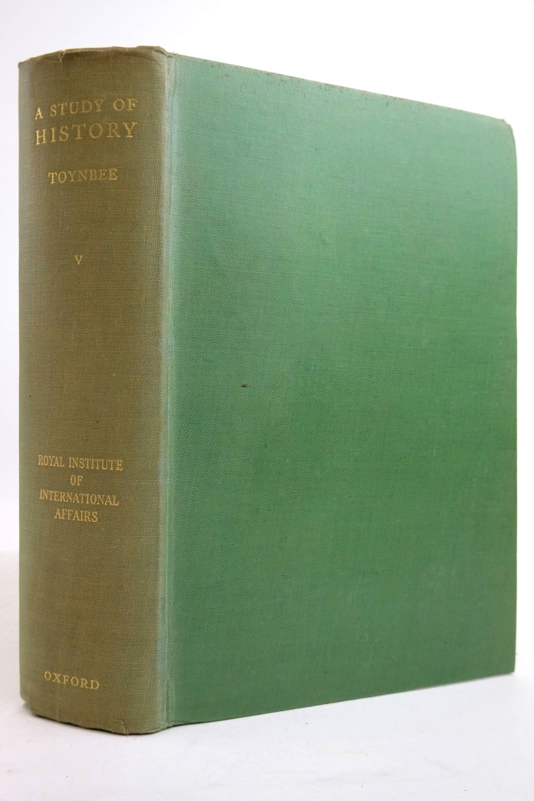 Photo of A STUDY OF HISTORY VOLUME V- Stock Number: 2134957