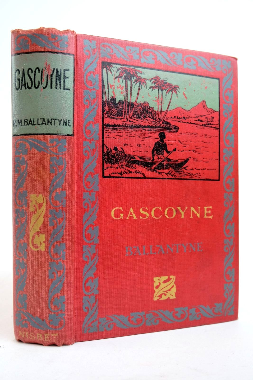Photo of GASCOYNE THE SANDAL-WOOD TRADER- Stock Number: 2134965
