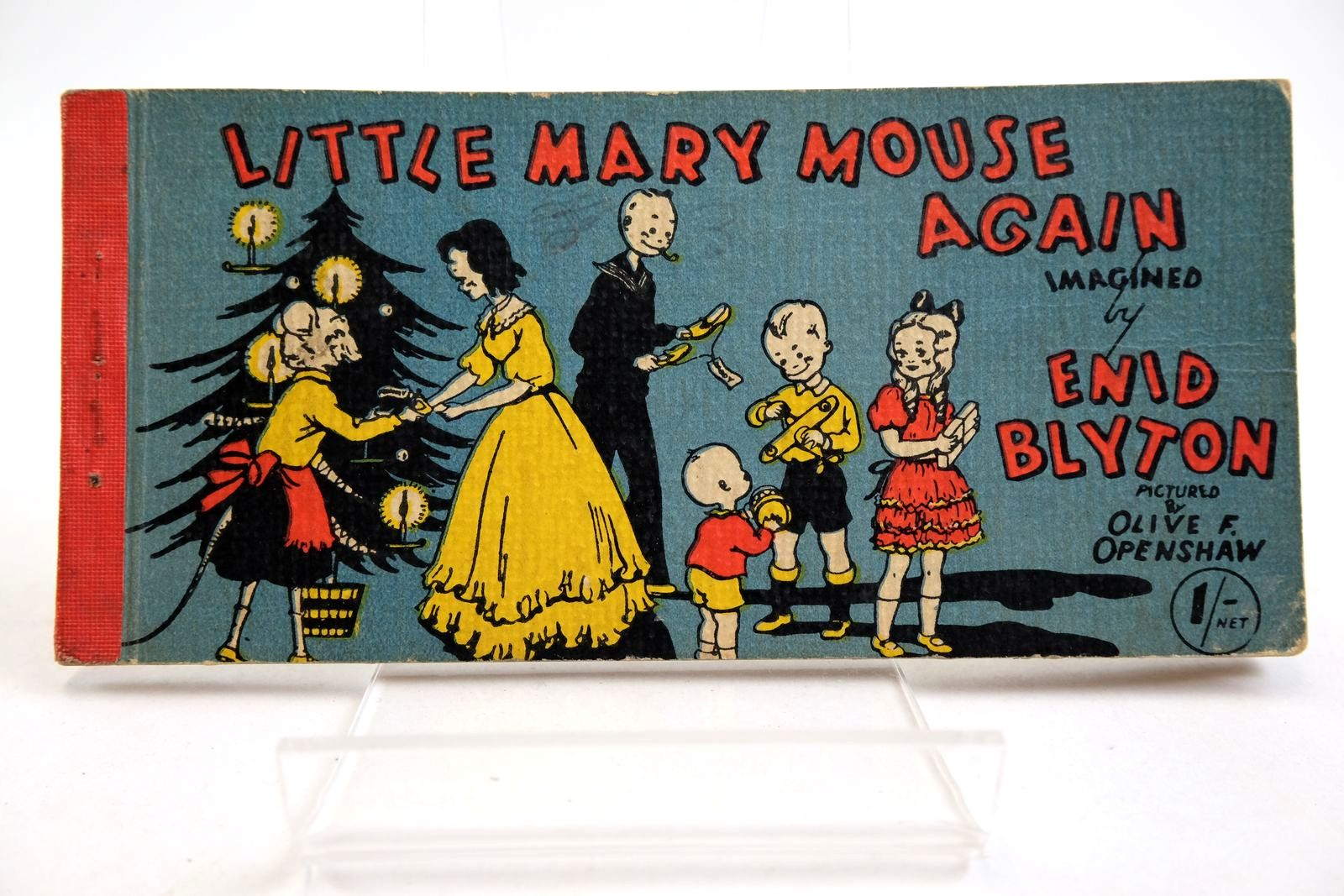 Photo of LITTLE MARY MOUSE AGAIN- Stock Number: 2134968