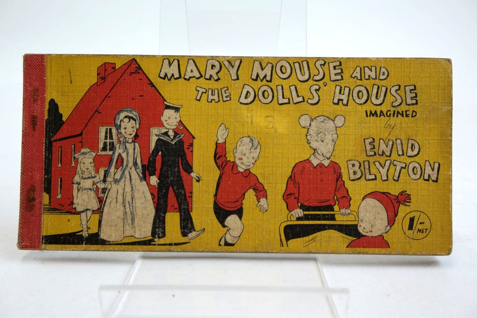 Photo of MARY MOUSE AND THE DOLLS' HOUSE- Stock Number: 2134973