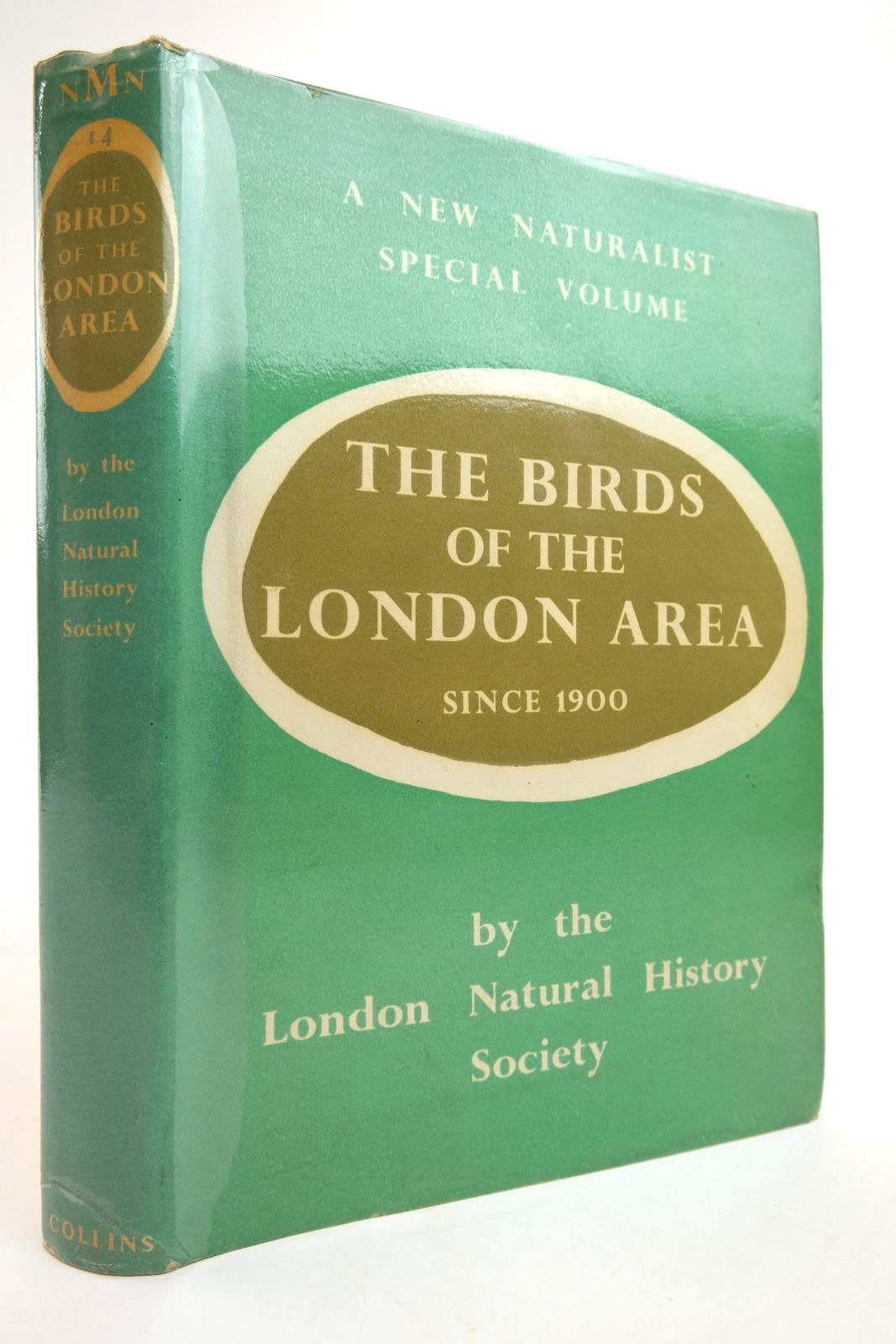 Photo of THE BIRDS OF THE LONDON AREA SINCE 1900 (NMN 14)- Stock Number: 2134992