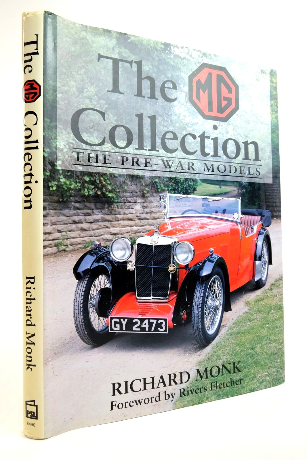 Photo of THE MG COLLECTION: THE PRE-WAR MODELS- Stock Number: 2134996