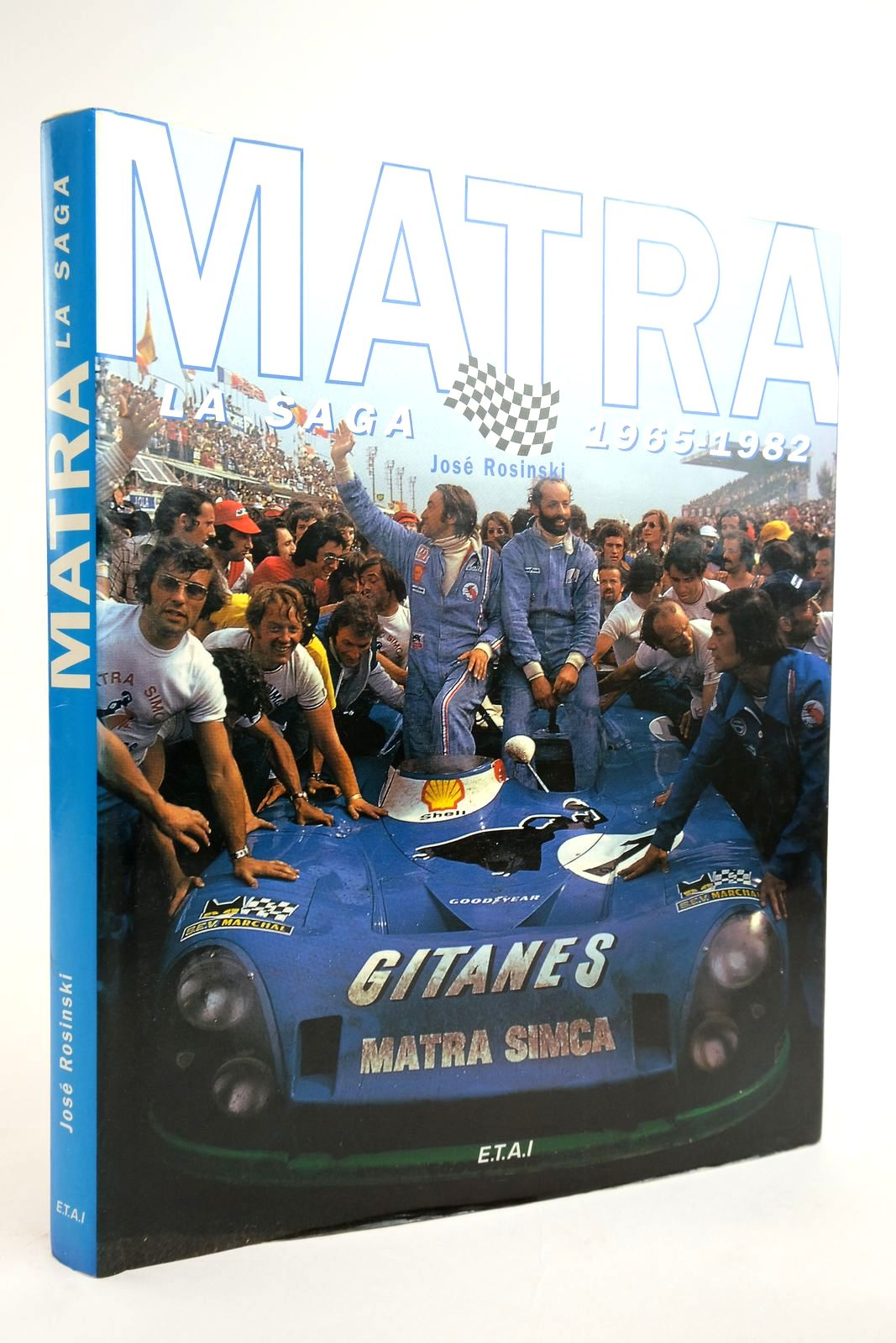 Photo of MATRA LA SAGA 1965-1982- Stock Number: 2135001