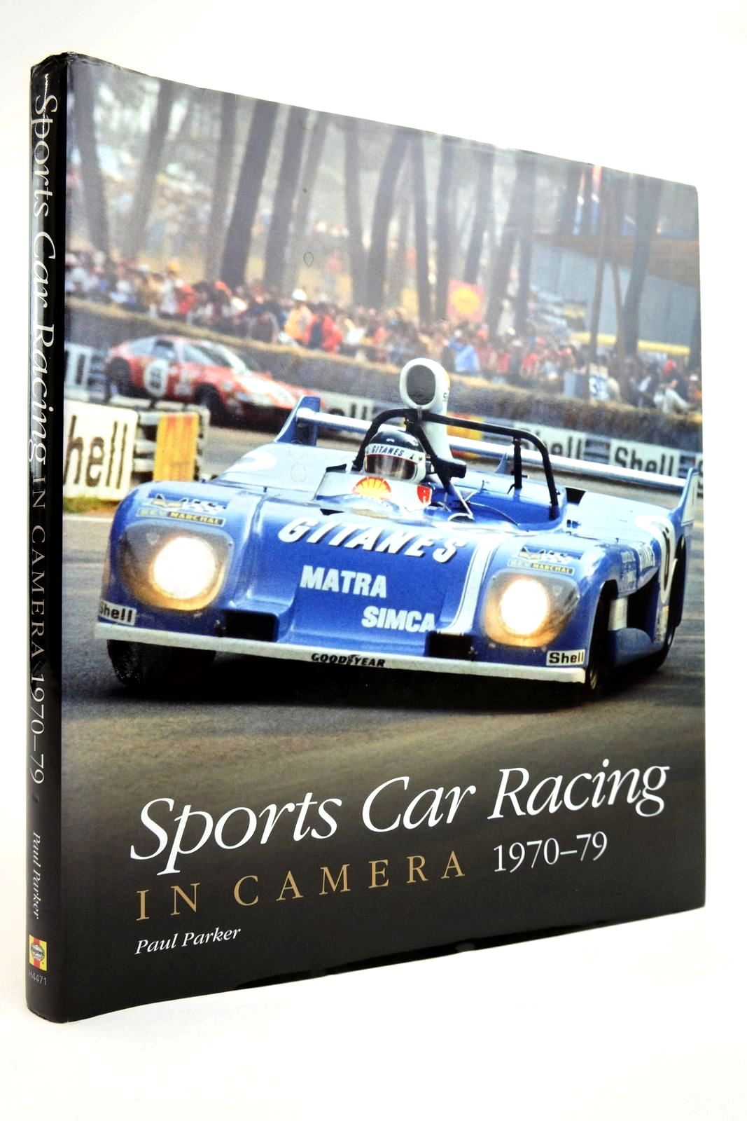 Photo of SPORTS CAR RACING IN CAMERA 1970-79 written by Parker, Paul published by Haynes (STOCK CODE: 2135005)  for sale by Stella & Rose's Books