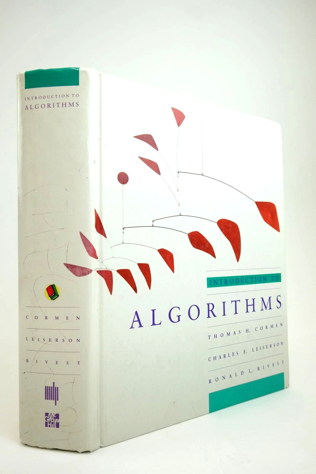 Photo of INTRODUCTION TO ALGORITHMS- Stock Number: 2135007