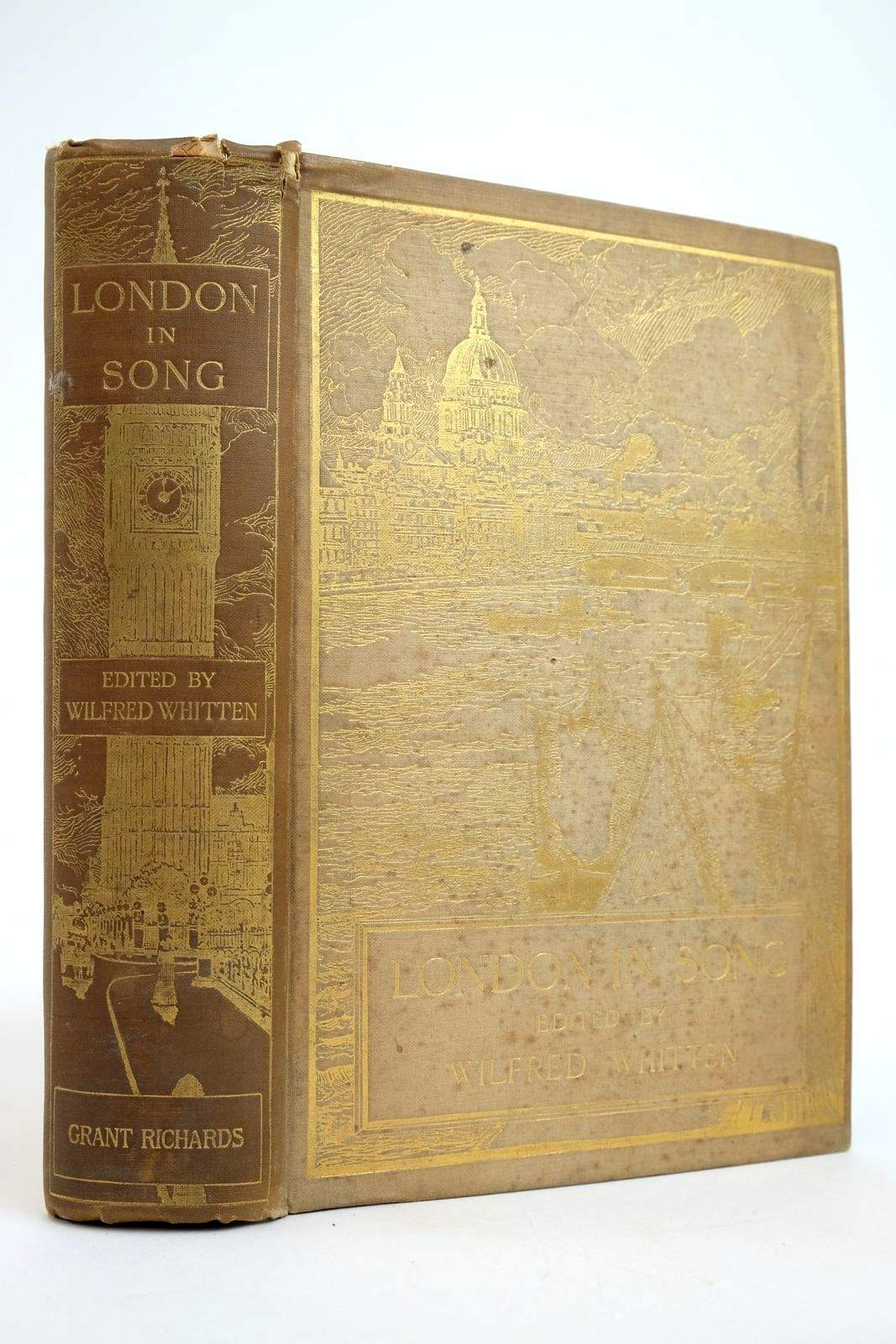 Photo of LONDON IN SONG written by Whitten, Wilfred published by Grant Richards (STOCK CODE: 2135016)  for sale by Stella & Rose's Books