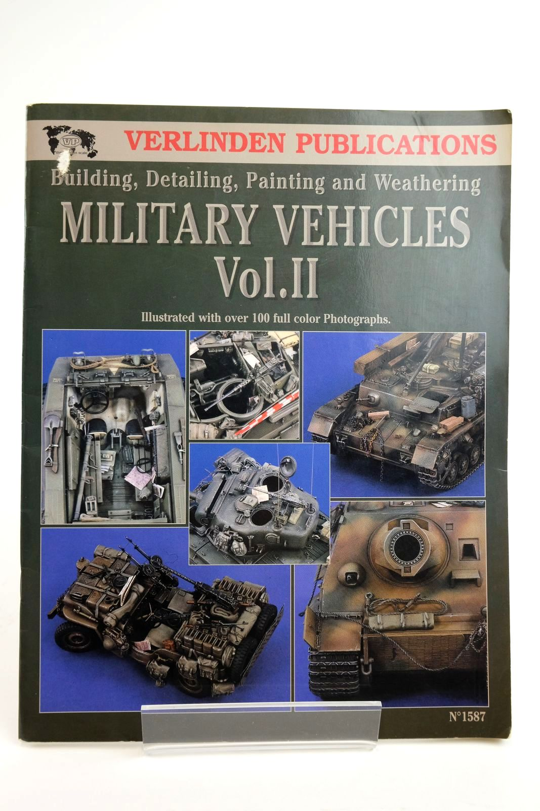 Photo of MILITARY VEHICLES VOL. II BUILDING, DETAILING, PAINTING AND WEATHERING- Stock Number: 2135023