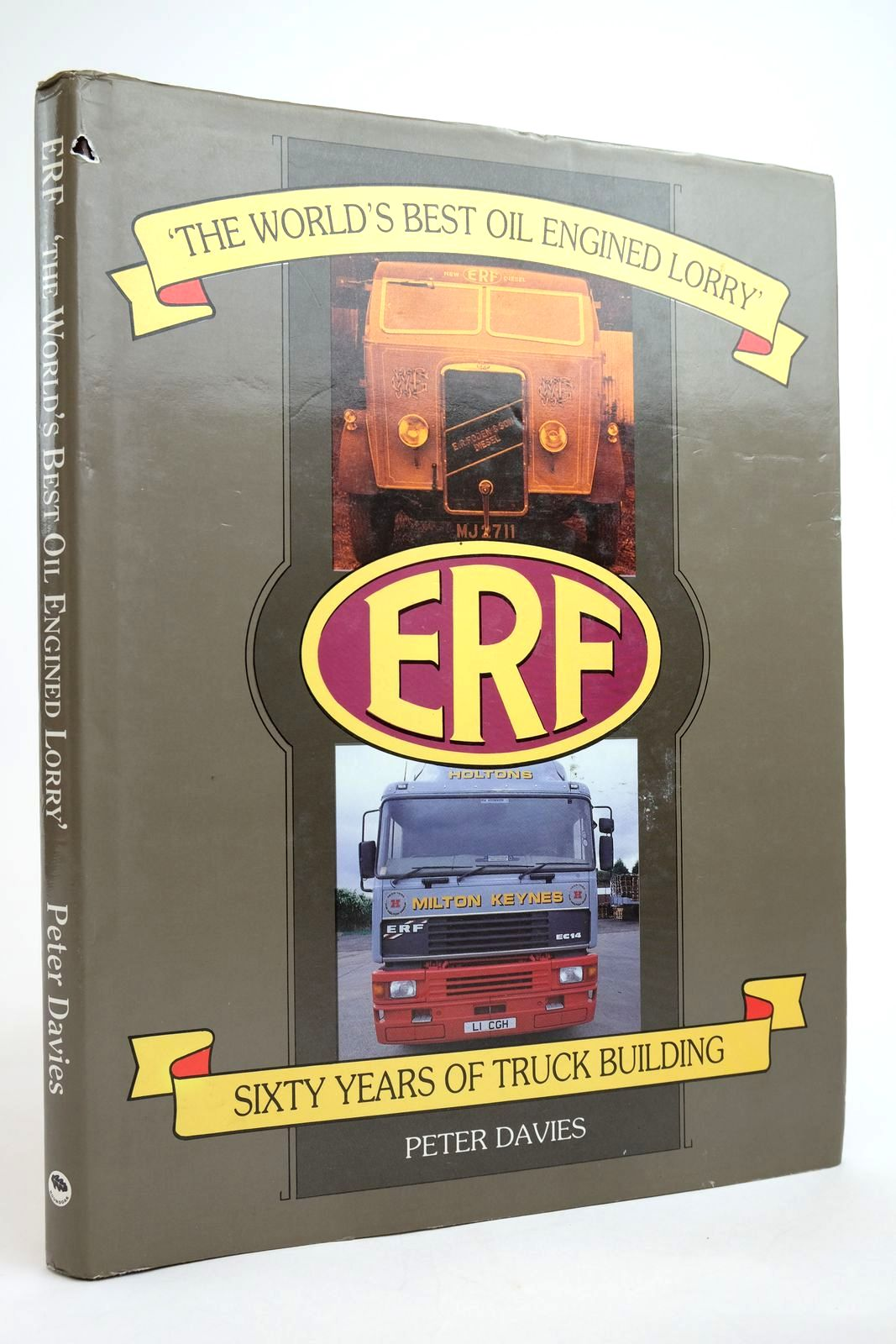 Photo of ERF 'THE WORLD'S BEST OIL ENGINED LORRY'- Stock Number: 2135025