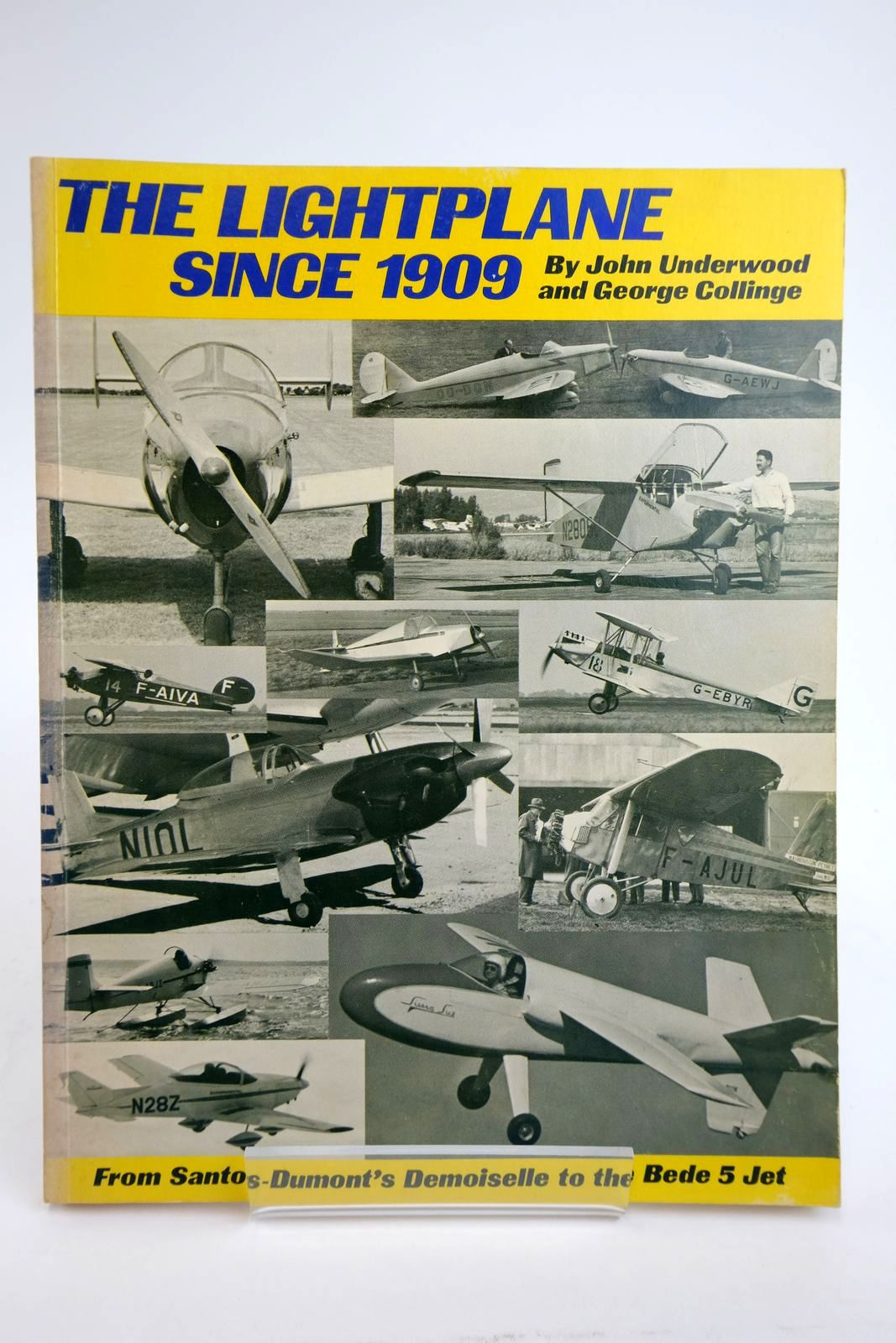 Photo of THE LIGHTPLANE SINCE 1909 written by Underwood, John W. Collinge, George B. (STOCK CODE: 2135030)  for sale by Stella & Rose's Books