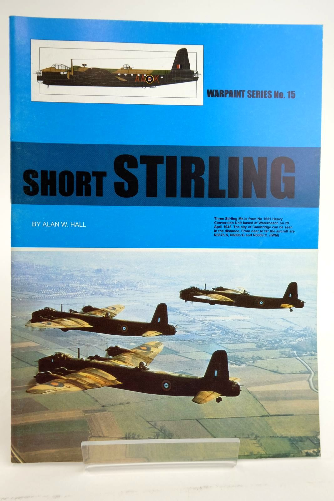 Photo of SHORT STIRLING written by Hall, Alan W. published by Hall Park Books Ltd. (STOCK CODE: 2135044)  for sale by Stella & Rose's Books