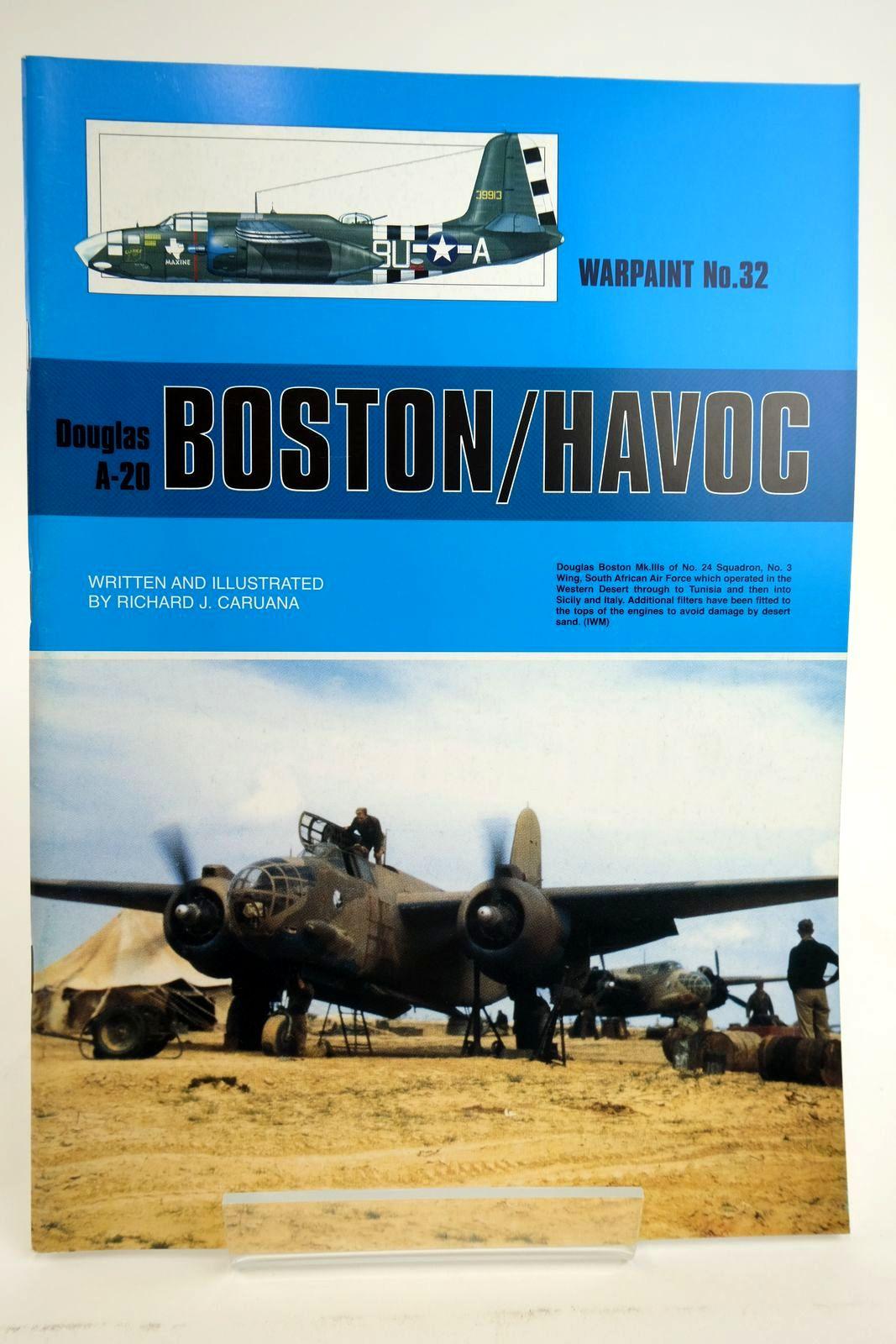 Photo of DOUGLAS A-20 BOSTON/HAVOC- Stock Number: 2135045
