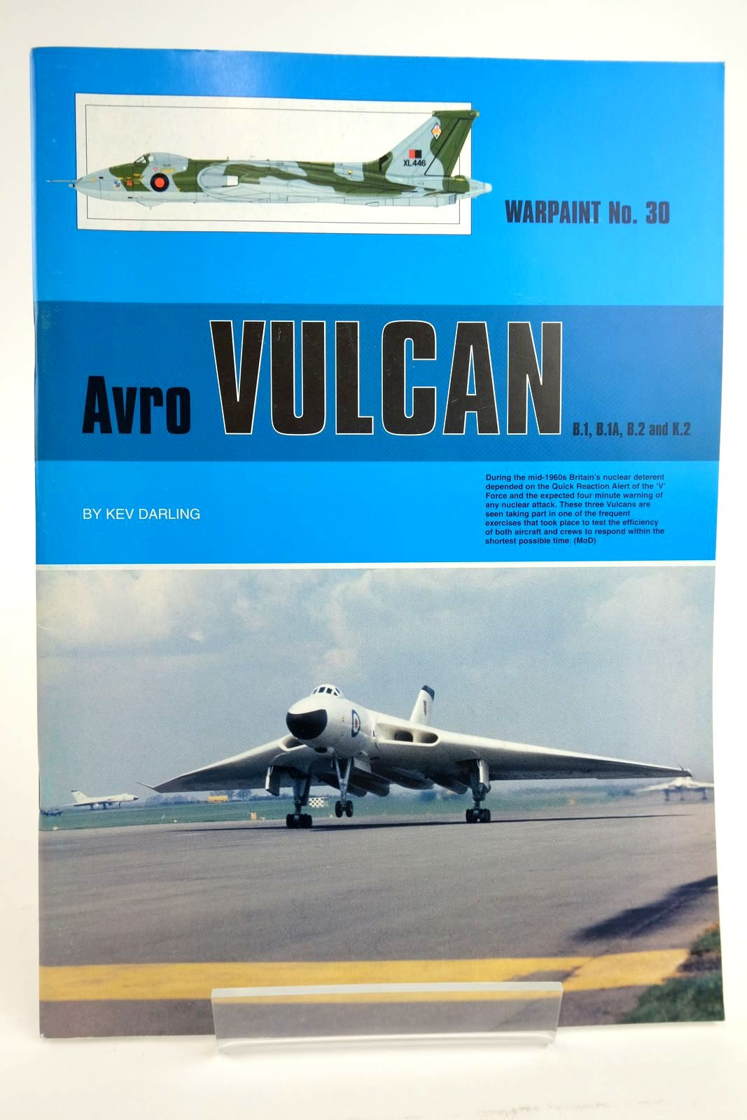 Photo of AVRO VULCAN B.1, B.1A, B.2 AND K.2- Stock Number: 2135048