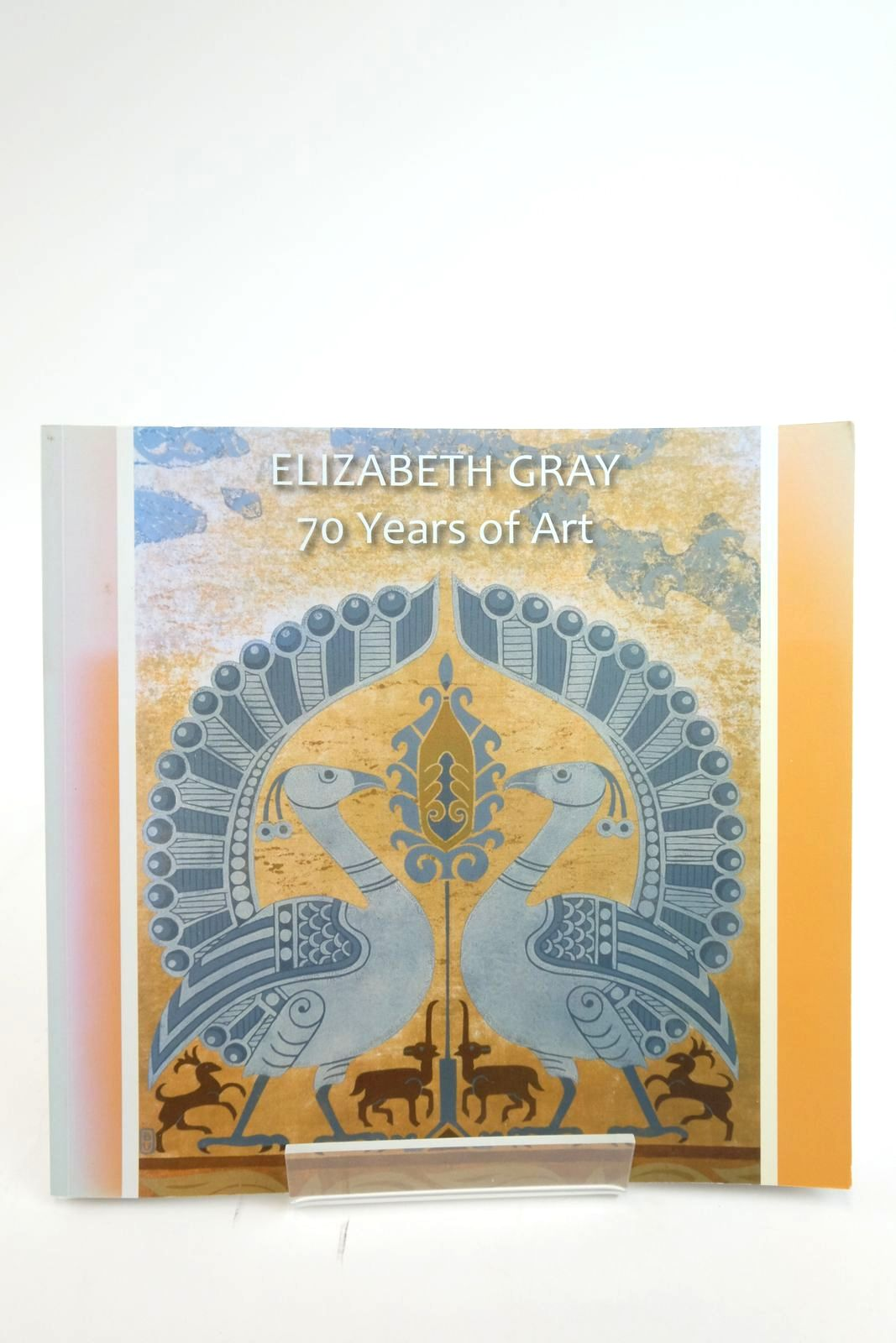 Photo of ELIZABETH GRAY: 70 YEARS OF ART written by Trapnell, David Trapnell, Simon illustrated by Gray, Elizabeth published by Nature In Art Trust (STOCK CODE: 2135054)  for sale by Stella & Rose's Books