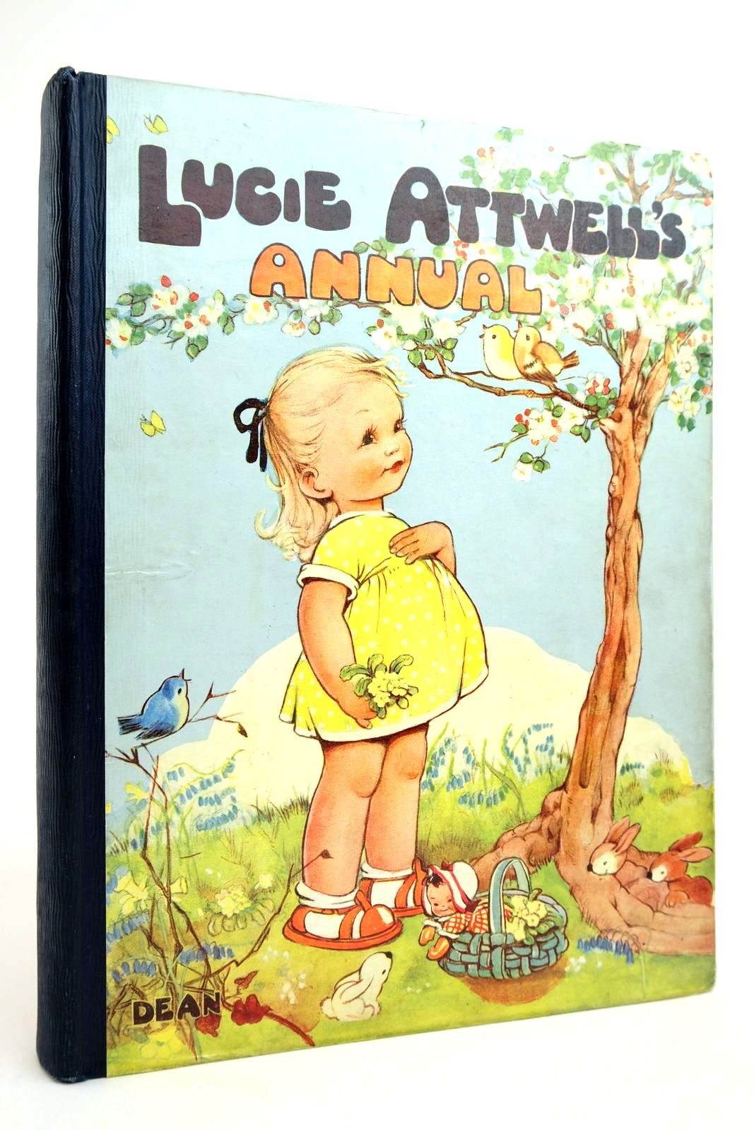 Photo of LUCIE ATTWELL'S ANNUAL 1945- Stock Number: 2135055