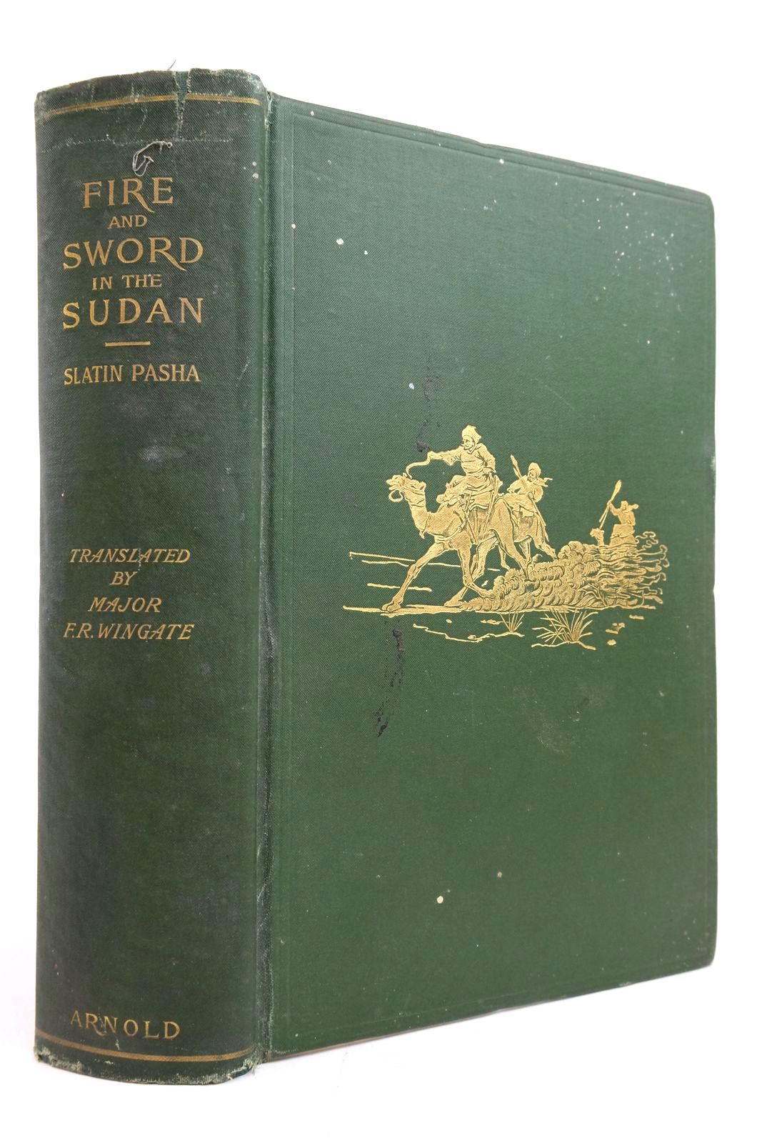Photo of FIRE AND SWORD IN THE SUDAN- Stock Number: 2135060
