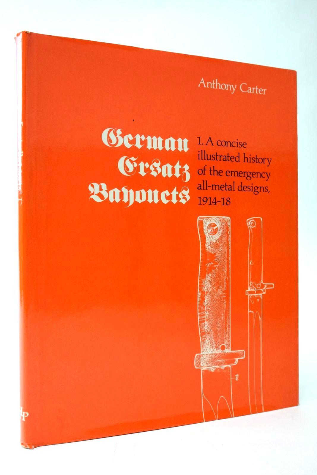 Photo of GERMAN ERSATZ BAYONETS. 1- Stock Number: 2135065