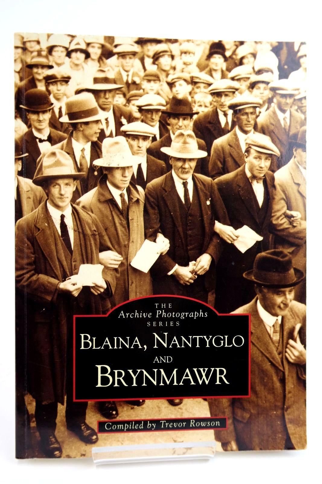 Photo of BLAINA, NANTYGLO AND BRYNMAWR- Stock Number: 2135077