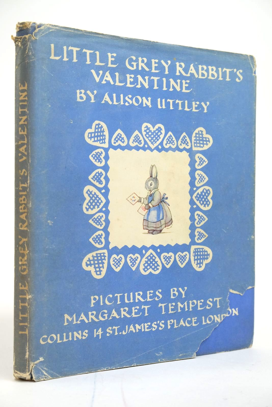 Photo of LITTLE GREY RABBIT'S VALENTINE- Stock Number: 2135087