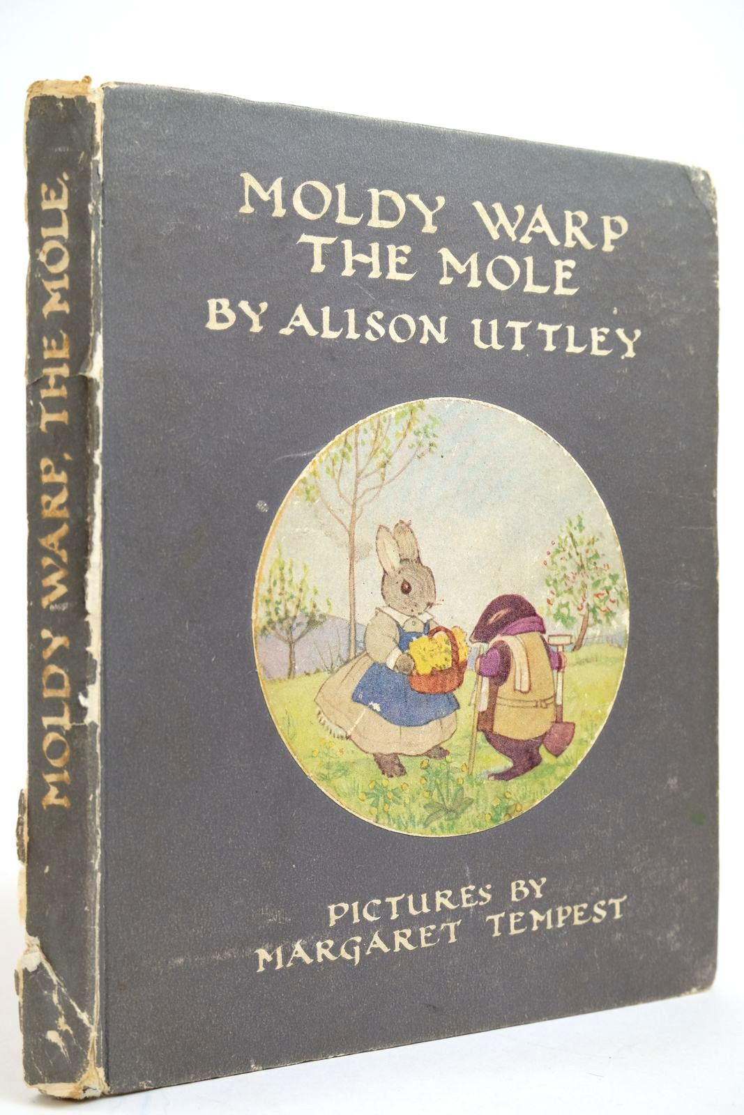 Photo of MOLDY WARP THE MOLE written by Uttley, Alison illustrated by Tempest, Margaret published by Collins (STOCK CODE: 2135088)  for sale by Stella & Rose's Books