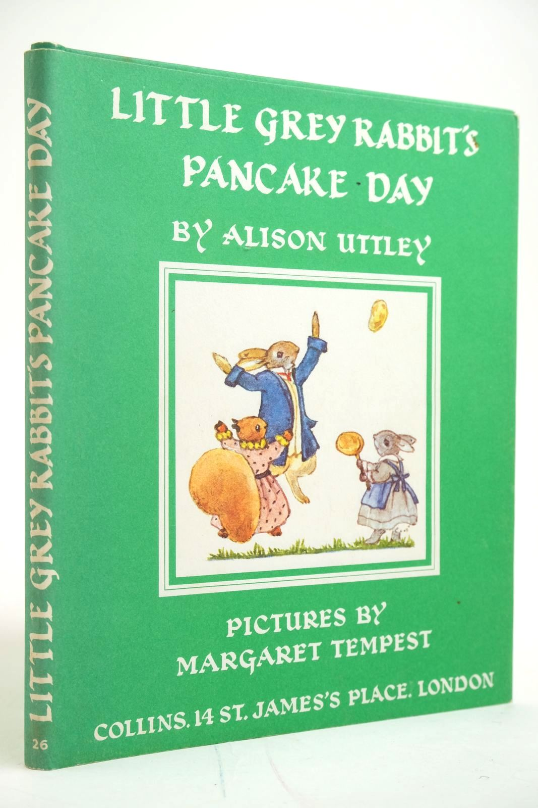 Photo of LITTLE GREY RABBIT'S PANCAKE DAY- Stock Number: 2135089