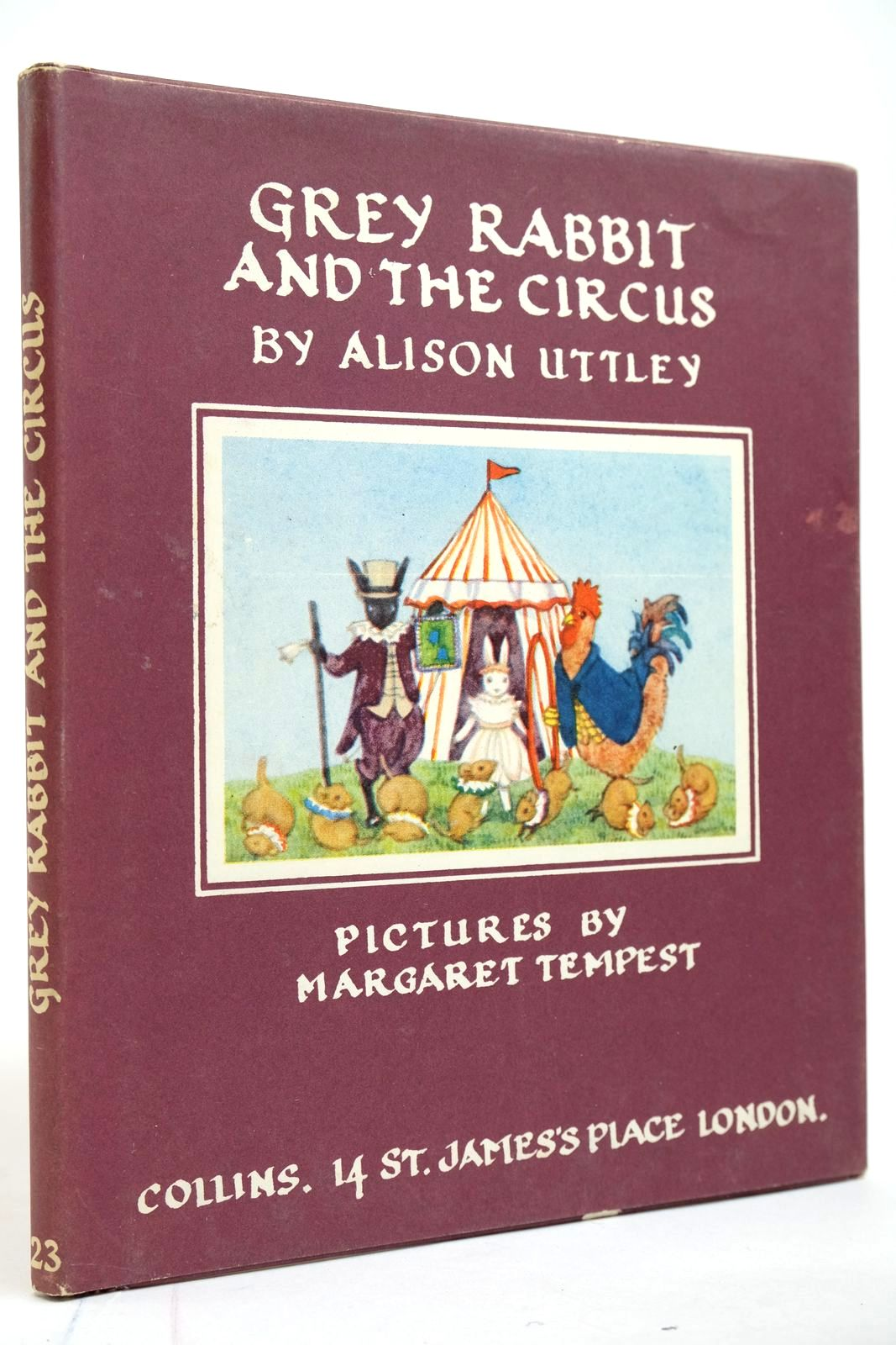 Photo of GREY RABBIT AND THE CIRCUS- Stock Number: 2135090