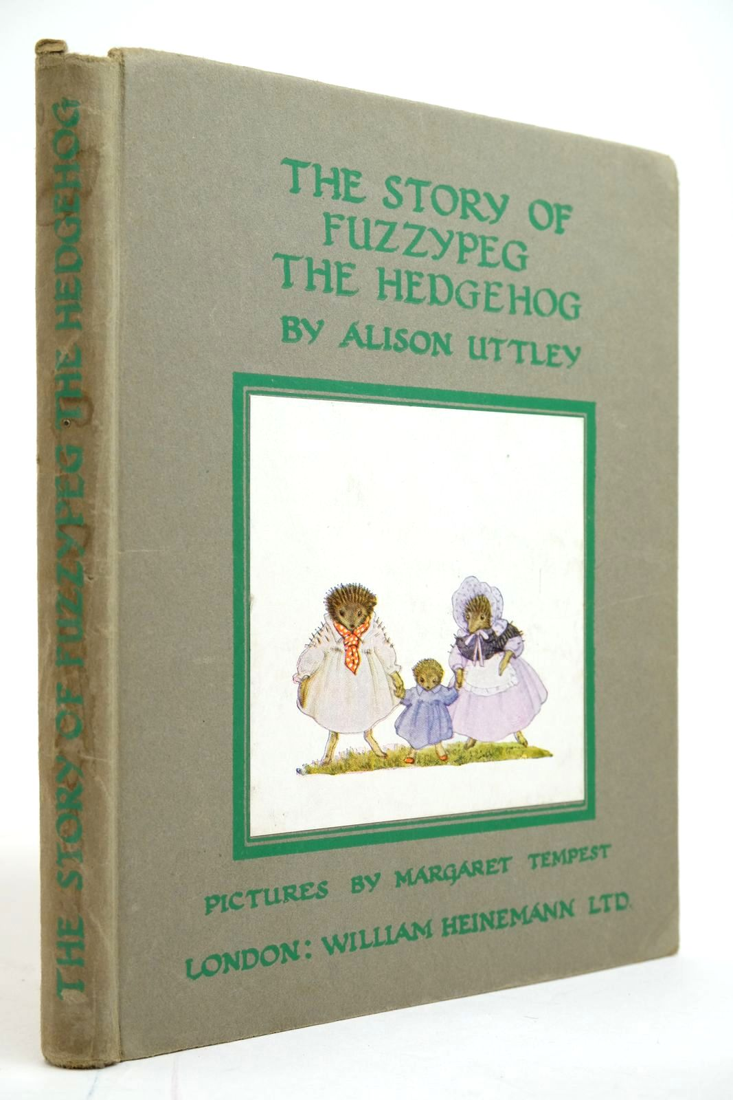 Photo of THE STORY OF FUZZYPEG THE HEDGEHOG- Stock Number: 2135091
