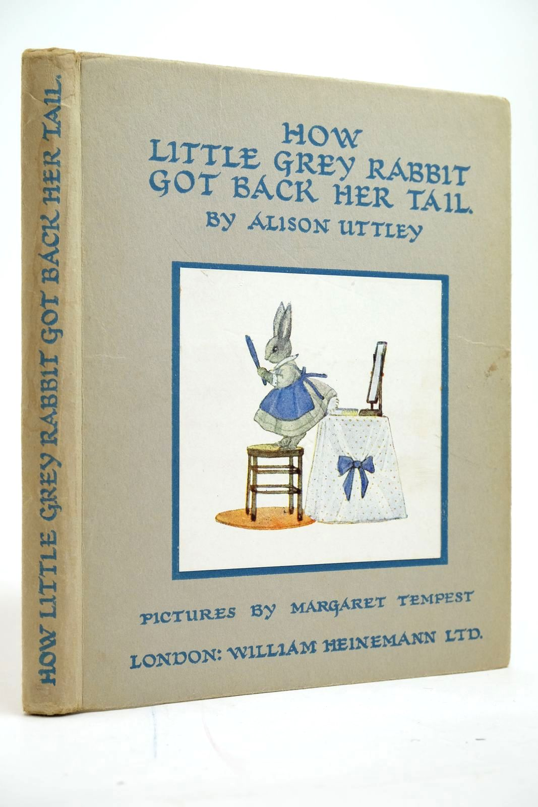 Photo of HOW LITTLE GREY RABBIT GOT BACK HER TAIL- Stock Number: 2135092