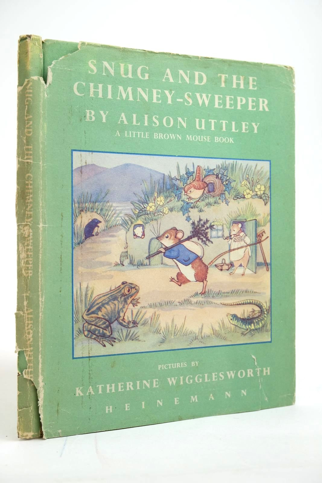 Photo of SNUG AND THE CHIMNEY-SWEEPER- Stock Number: 2135095