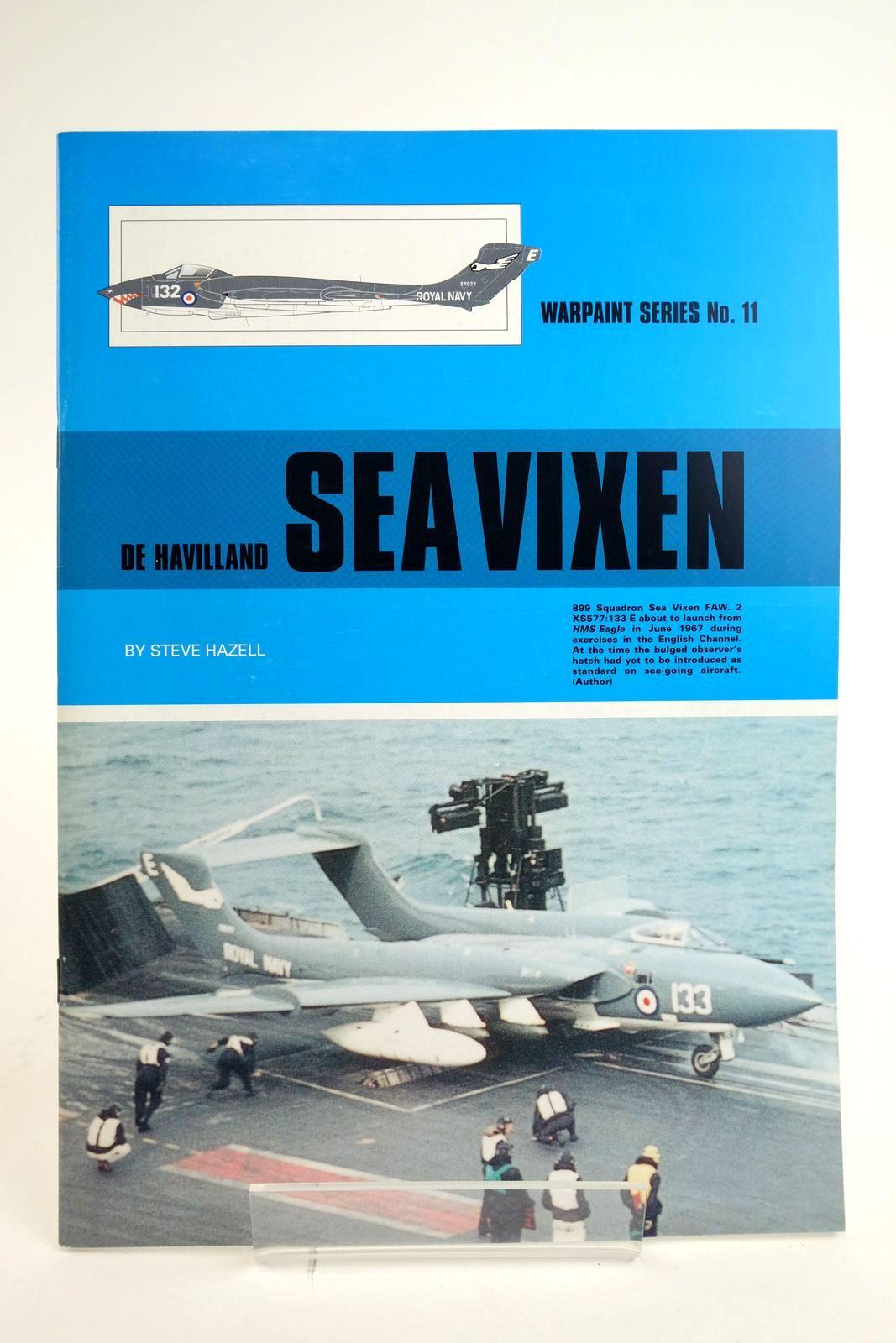 Photo of DE HAVILLAND SEA VIXEN written by Hazell, Steve published by Hall Park Books Ltd. (STOCK CODE: 2135103)  for sale by Stella & Rose's Books