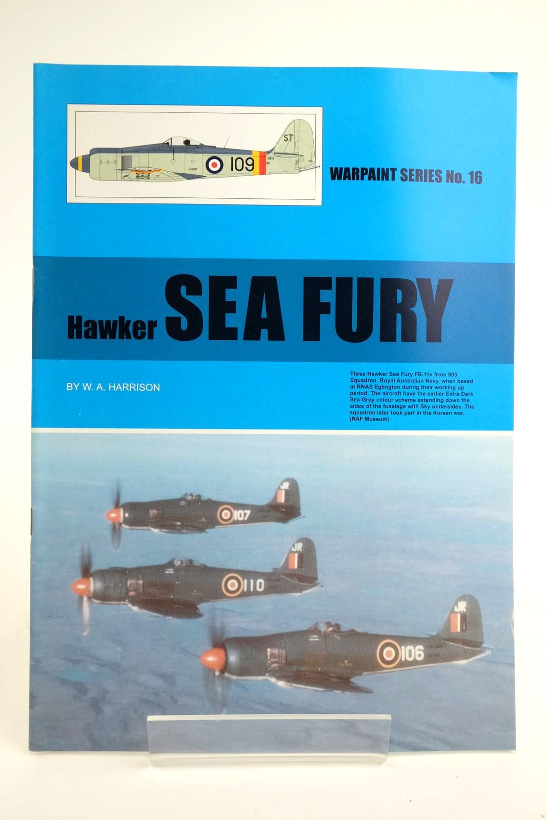 Photo of HAWKER SEA FURY- Stock Number: 2135110
