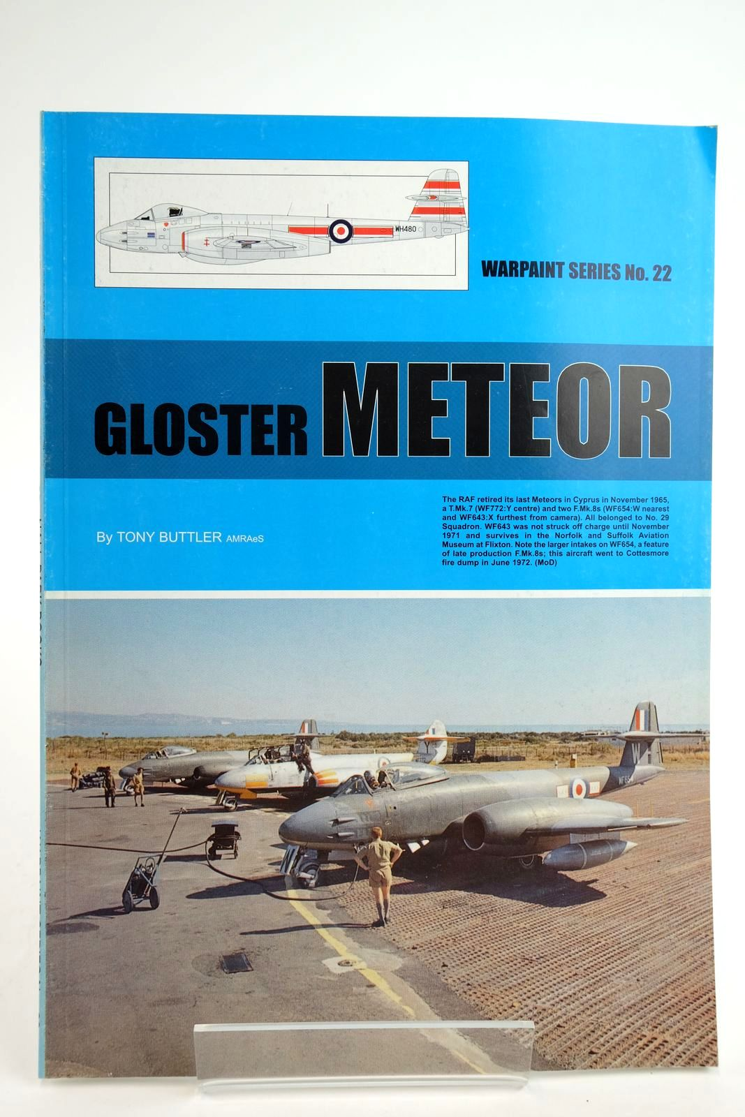 Photo of GLOSTER METEOR- Stock Number: 2135116