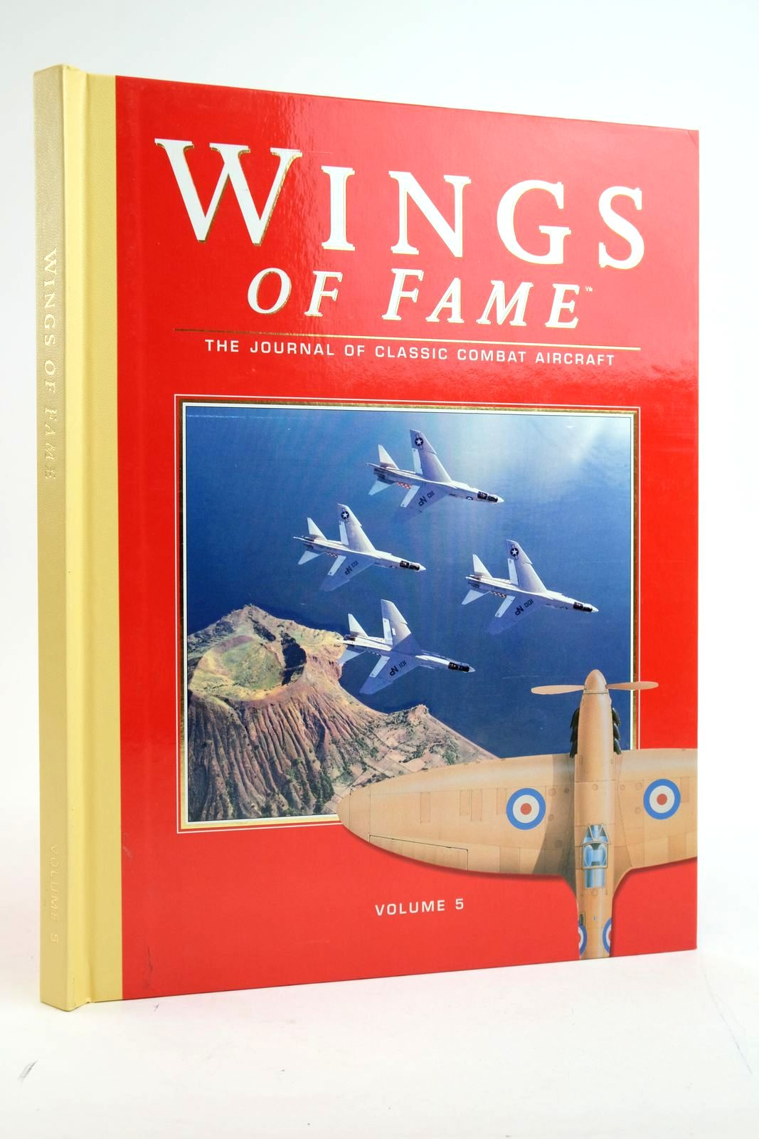 Photo of WINGS OF FAME VOLUME 5- Stock Number: 2135117