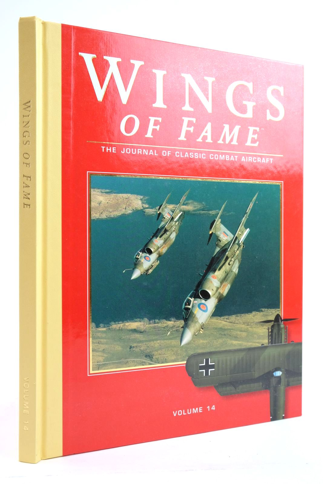 Photo of WINGS OF FAME VOLUME 14- Stock Number: 2135120