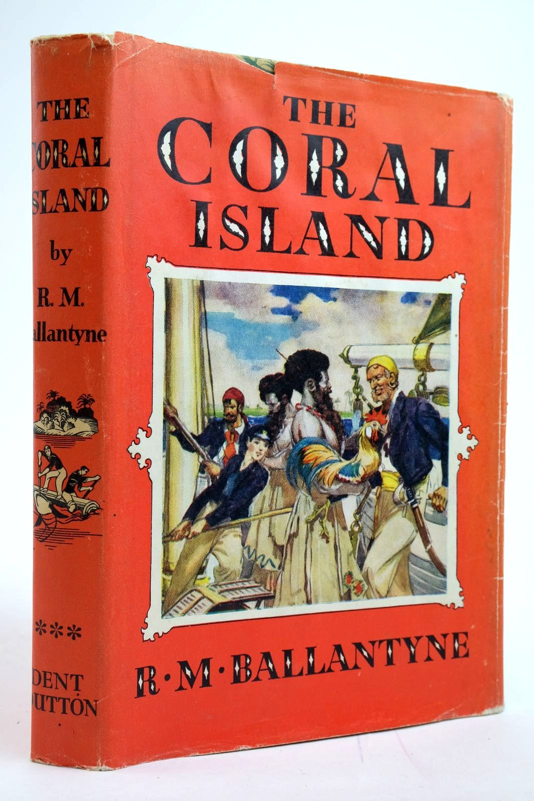 Photo of THE CORAL ISLAND- Stock Number: 2135124