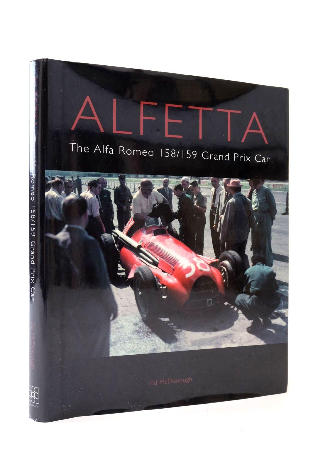 Photo of ALFETTA: THE ALFA ROMEO 158/159 GRAND PRIX CAR- Stock Number: 2135128