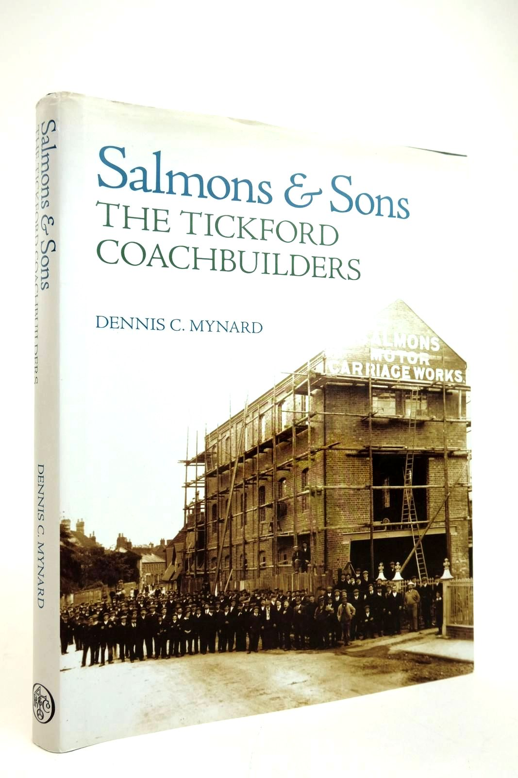Photo of SALMONS & SONS: THE TICKFORD COACHBUILDERS- Stock Number: 2135135