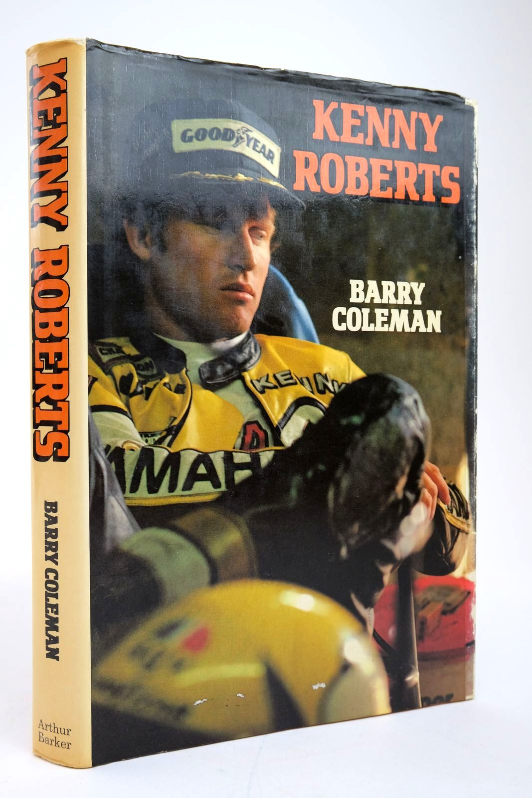 Photo of KENNY ROBERTS: OKIE, RACER, PHILOSOPHER, KING- Stock Number: 2135138