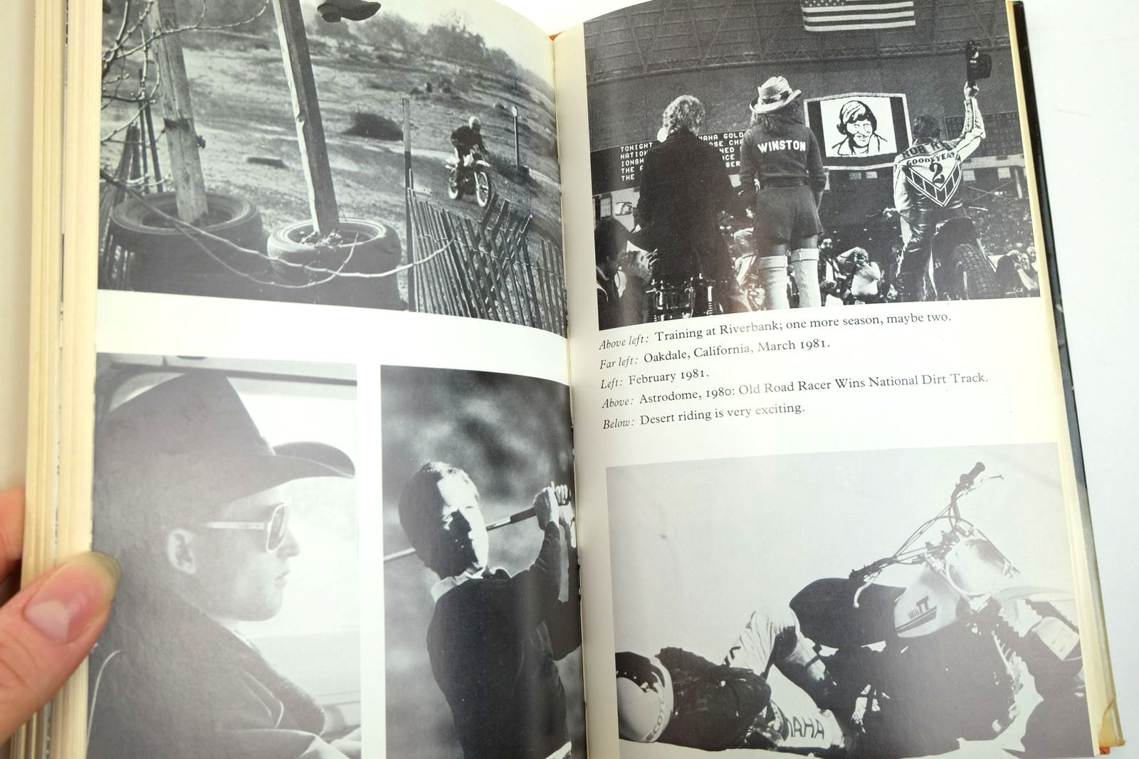 Photo of KENNY ROBERTS: OKIE, RACER, PHILOSOPHER, KING written by Coleman, Barry published by Arthur Barker Limited (STOCK CODE: 2135138)  for sale by Stella & Rose's Books