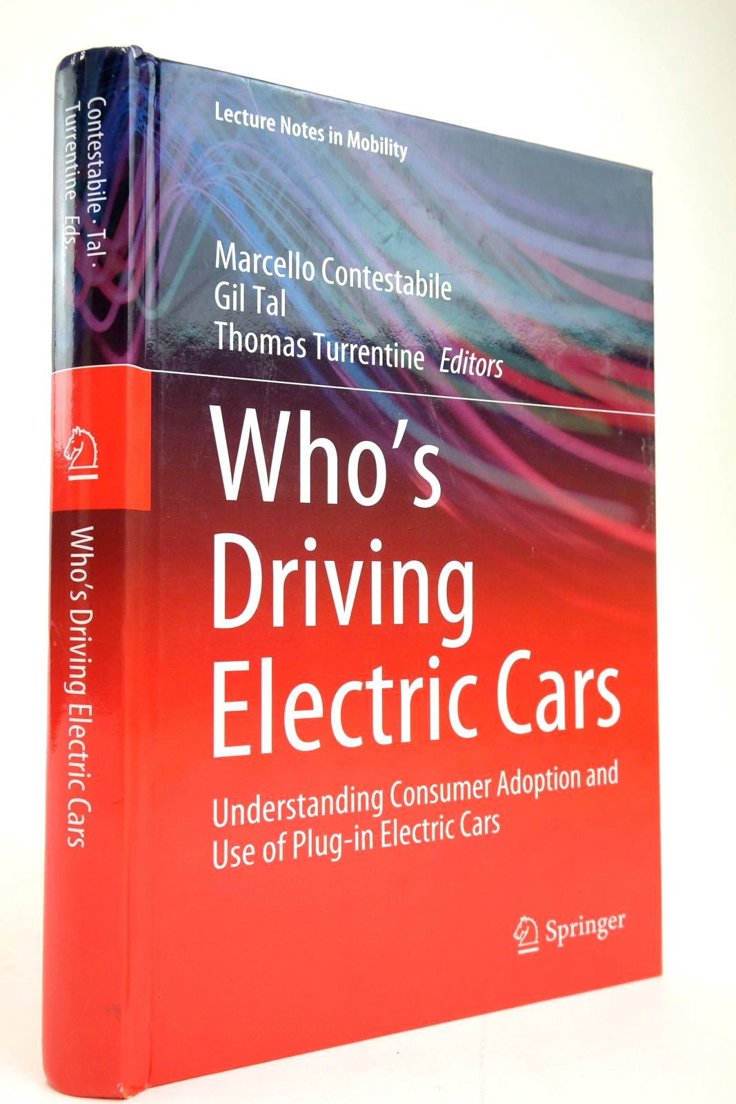 Photo of WHO'S DRIVING ELECTRIC CARS- Stock Number: 2135140
