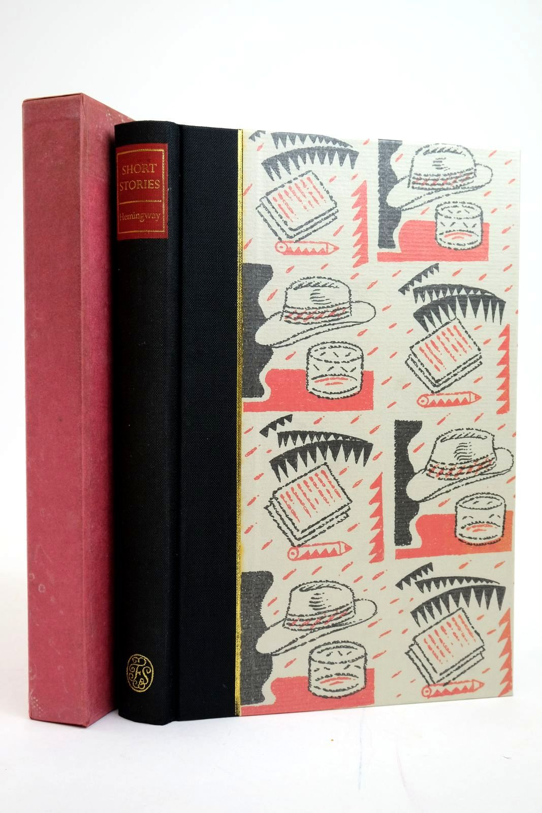 Photo of SHORT STORIES written by Hemingway, Ernest Hughes, David illustrated by Beck, Ian published by Folio Society (STOCK CODE: 2135147)  for sale by Stella & Rose's Books