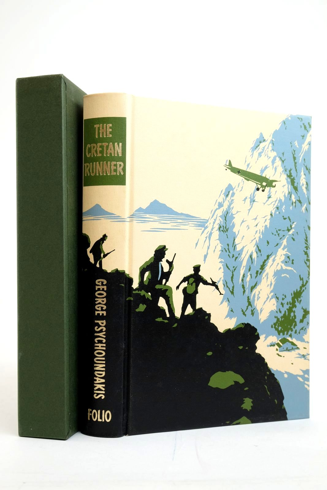 Photo of THE CRETAN RUNNER written by Psychoundakis, George Fermor, Patrick Leigh published by Folio Society (STOCK CODE: 2135148)  for sale by Stella & Rose's Books