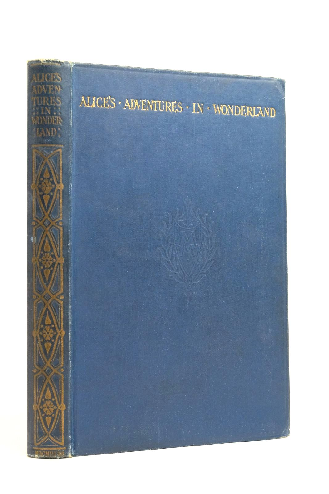 Photo of ALICE'S ADVENTURES IN WONDERLAND written by Carroll, Lewis illustrated by Tenniel, John published by Macmillan & Co. Ltd. (STOCK CODE: 2135151)  for sale by Stella & Rose's Books