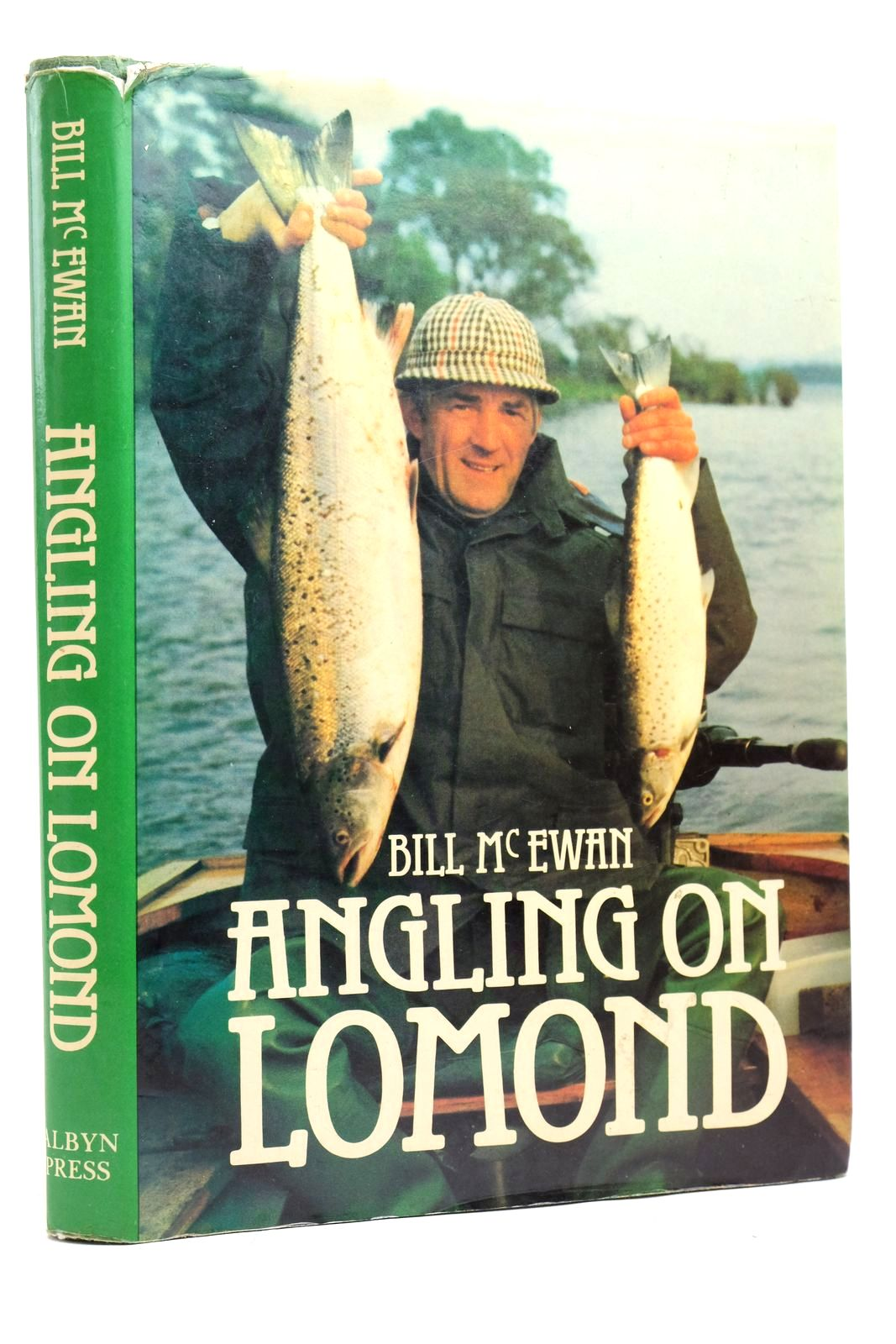 Photo of ANGLING ON LOMOND written by McEwan, Bill Connolly, Billy published by Albyn Press (STOCK CODE: 2135152)  for sale by Stella & Rose's Books