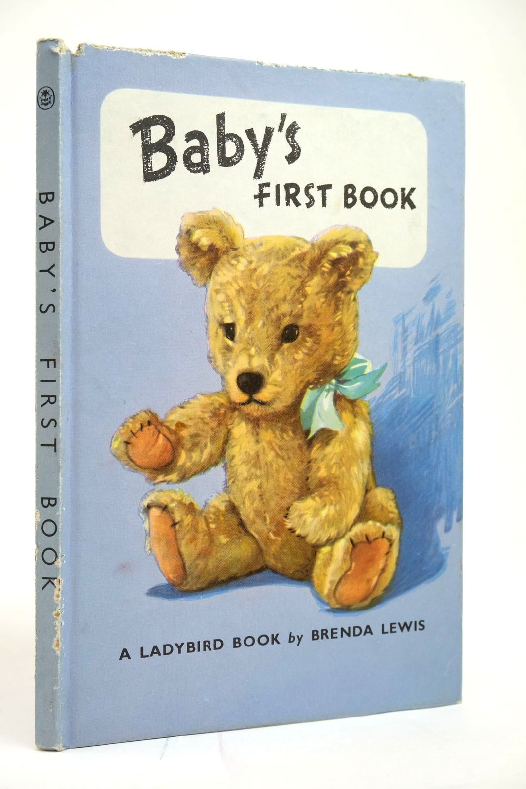Photo of BABY'S FIRST BOOK written by Lewis, Brenda illustrated by Woolley, H. published by Wills & Hepworth Ltd. (STOCK CODE: 2135158)  for sale by Stella & Rose's Books